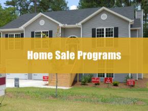 Home Sale Programs